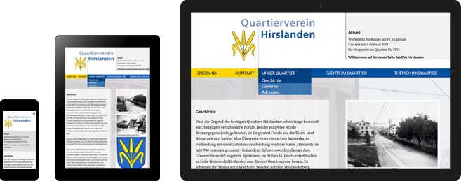 Quartierverein Hirslanden